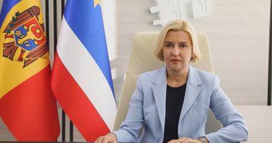 Ирина Влах в очередной раз призвала жителей Гагаузии вакцинироваться от COVID-19
