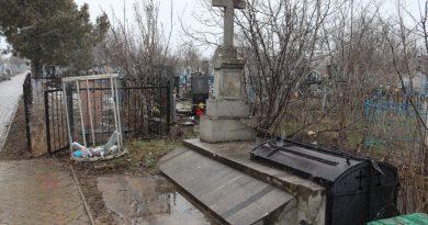 """Иван Думиника: """"Исторически кладбище в Комрате было больше и доходило до нынешнего мемориала воинской славы"""""""