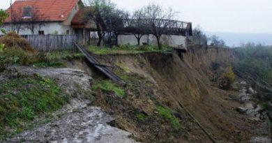 Житель Баурчи получит из бюджета Гагаузии 49 тыс леев. Его дом частично разрушен из-за оползней