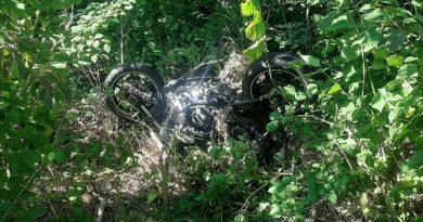 В Каларашском районе нашли тела двух мужчин, разбившихся на мотоцикле