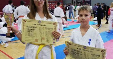 Каратисты из Гагаузии завоевали бронзовые медали на международном турнире в Румынии