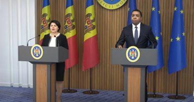 Молдова получит 564 млн долларов кредита от МВФ в течение 3 лет