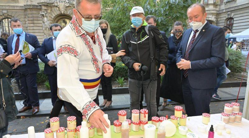 Главы Минсельхоза Молдовы и Румынии договорились о продвижении молдавских товаров на рынок соседней страны и в ЕС